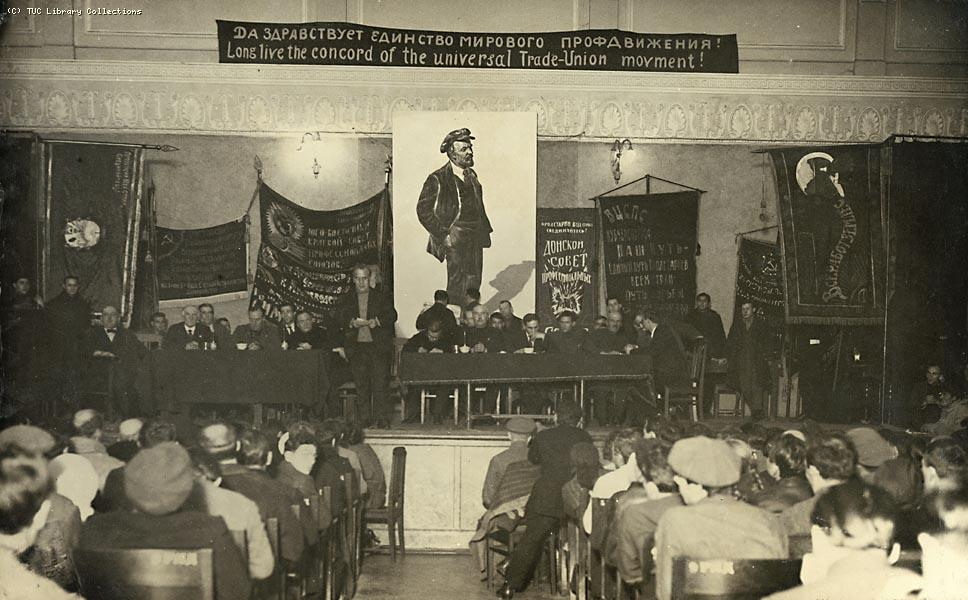 TUC Delegation to the Soviet Union, 1924