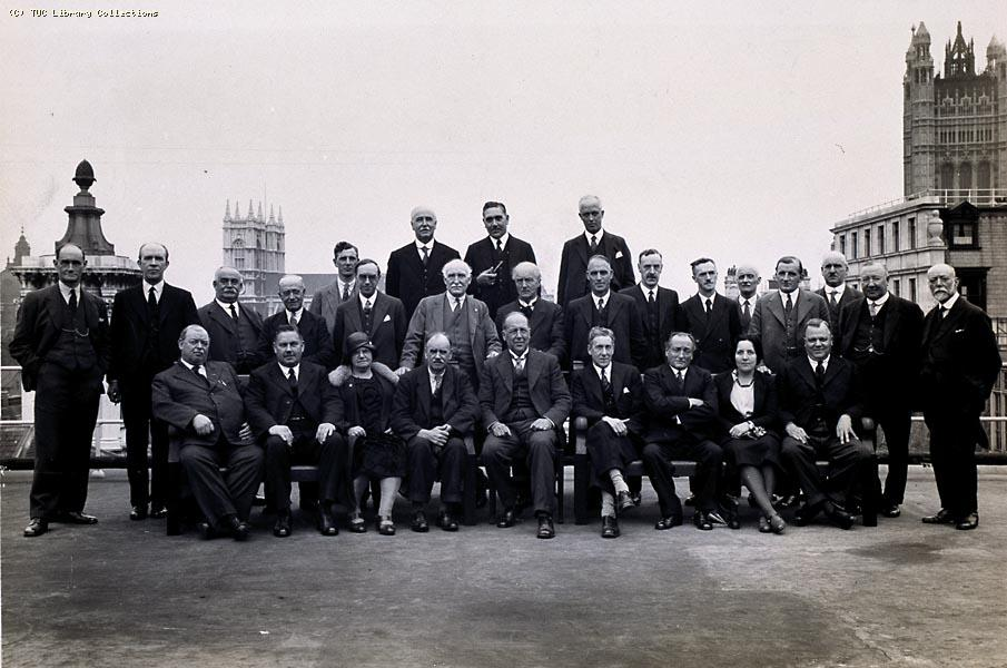 TUC General Council, 1931