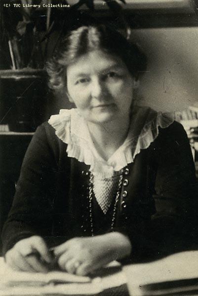 Margaret Bondfield (1873-1953)
