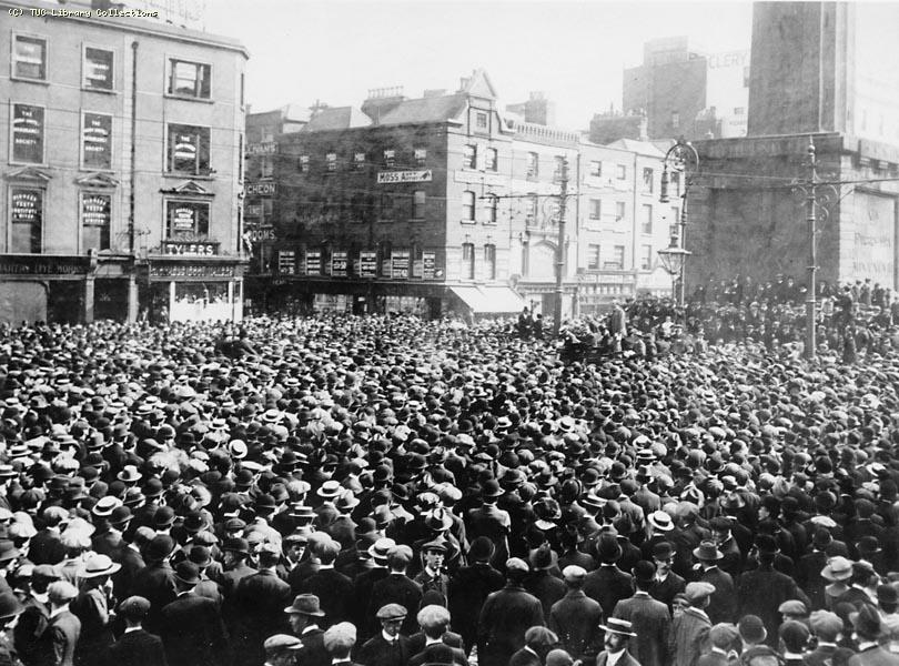 Transport Workers Strike, Dublin, 1913