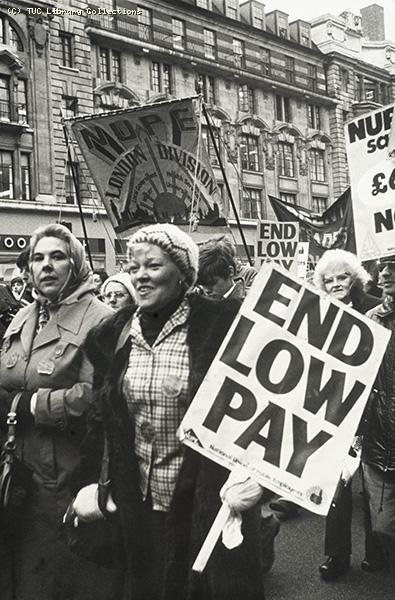 Public sector pay campaign, 1979