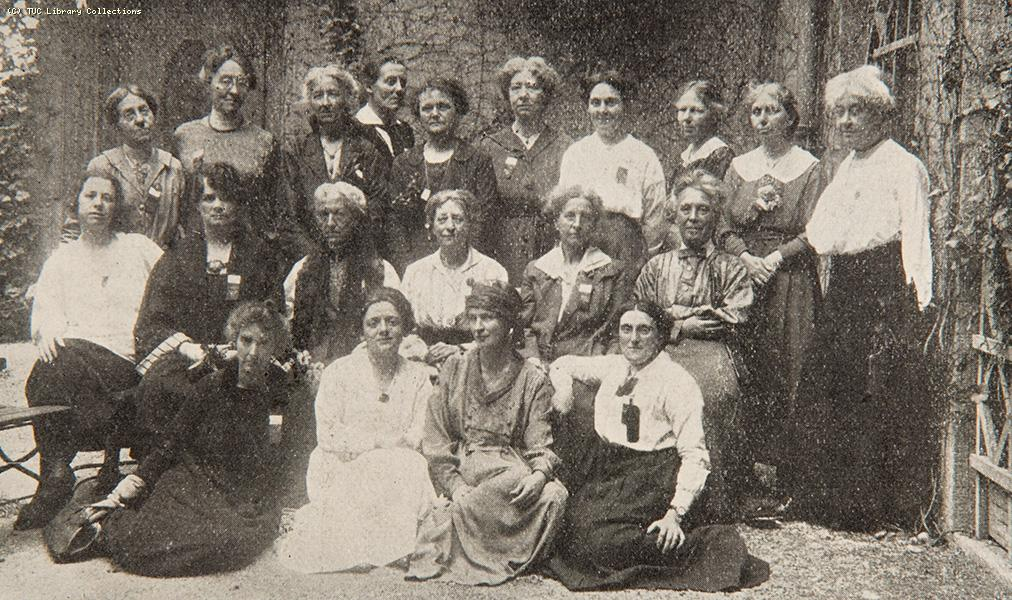 Women's International League for Peace and Freedom, 1919