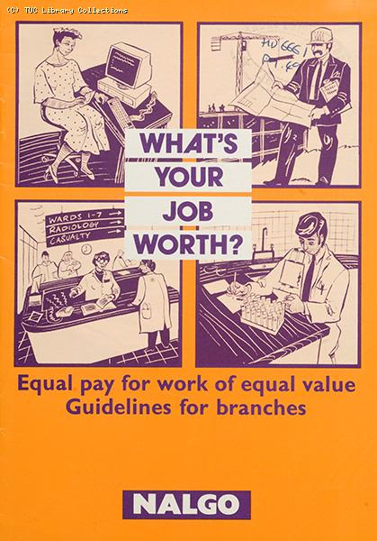 What's your job worth, 1989