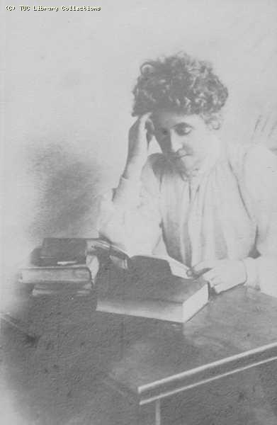 Mary Jane Meiklejon, c. 1900