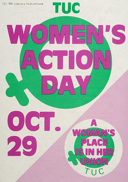 TUC Women's Action Day 1983