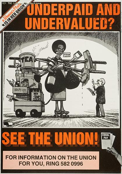 Underpaid and undervalued? 1990