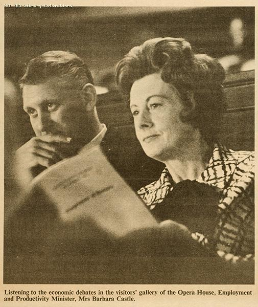 TUC Equal Pay debate, 1968