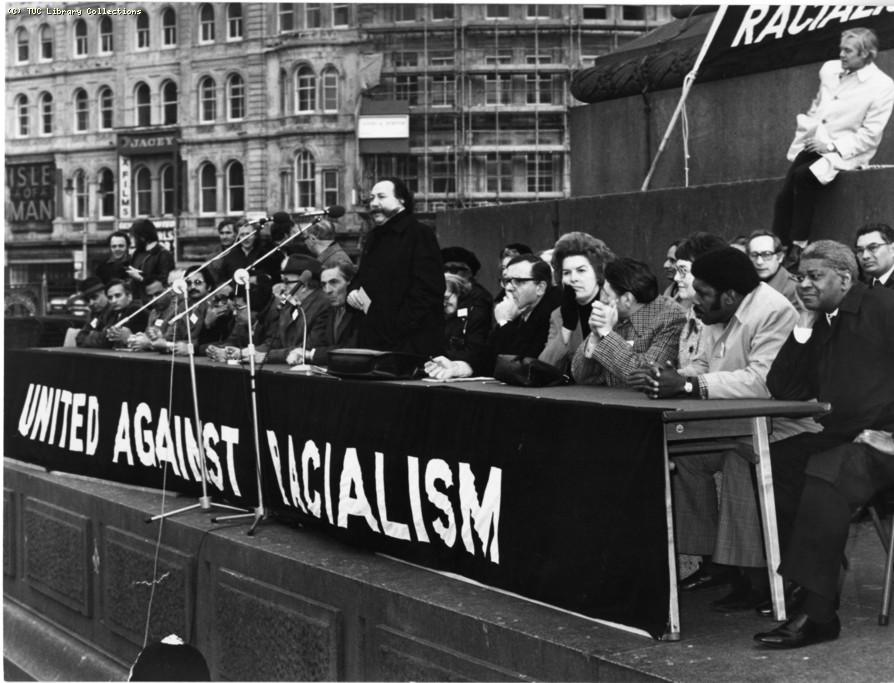 TUC - Labour Party Campaign Against Racialism, 1976
