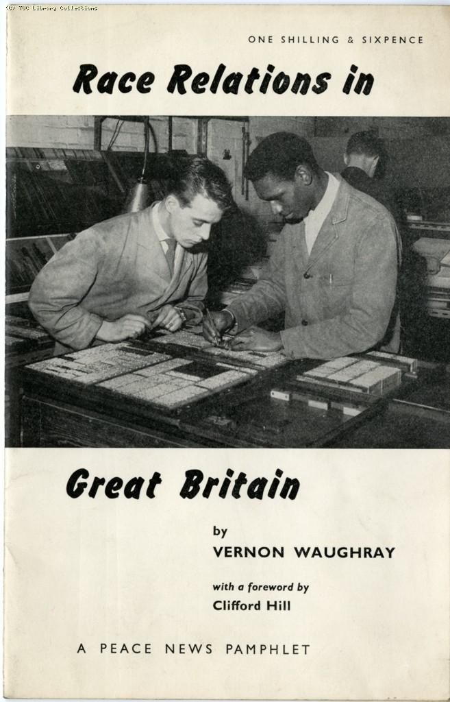 Race relations in Great Britain, c 1960