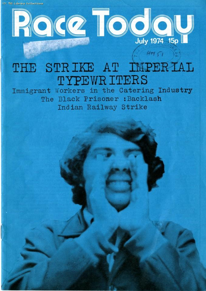 Imperial Typewriters dispute, 1974