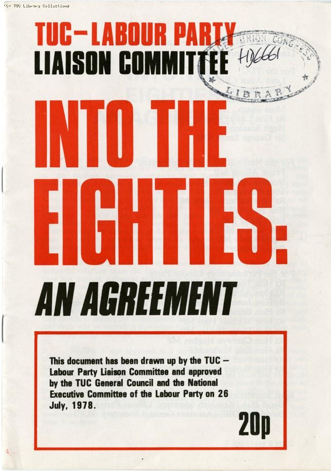 TUC-Labour Party Liaison Committee, 1978