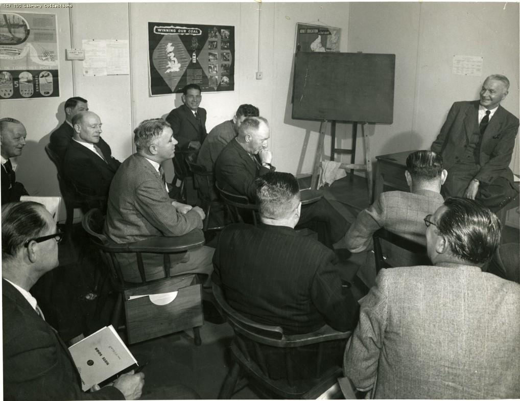 TUC Production Course, 1953