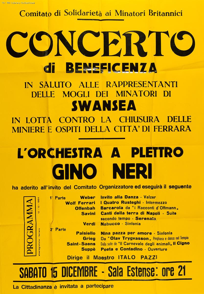 Concerto poster