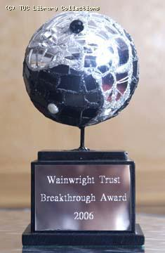 Wainwright Trust Breakthrough Award