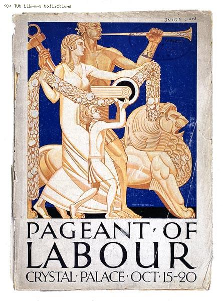 Pageant of Labour, 1934