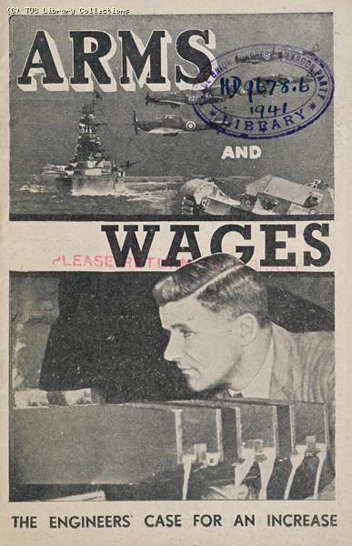 Arms and Wages