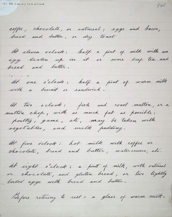 The Ragged Trousered Philanthropists - Manuscript, Page 960