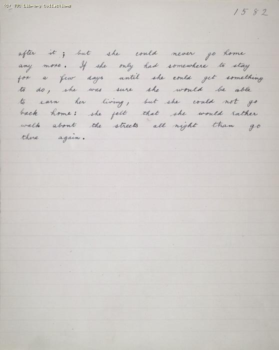 The Ragged Trousered Philanthropists - Manuscript, Page 1582