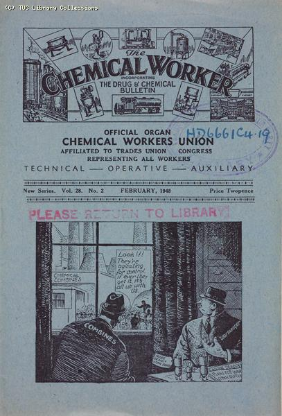 Chemical Worker