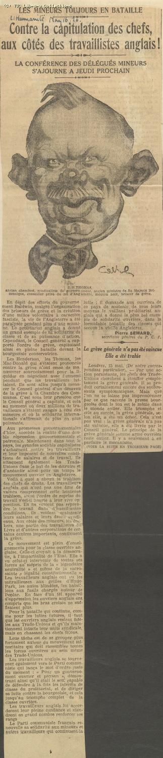Le Quotidien, 4 May 1926