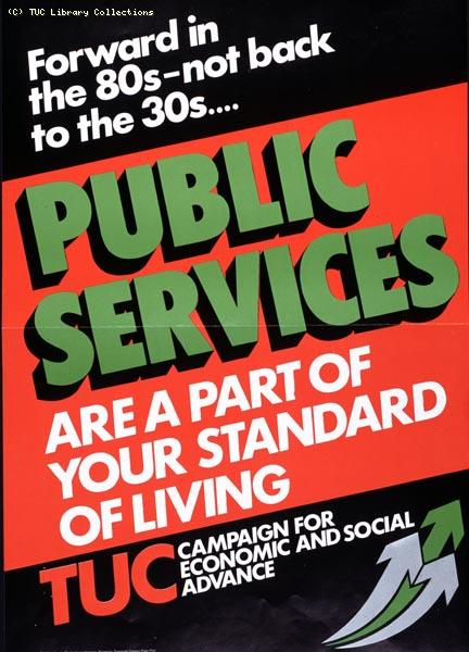 TUC Campaign for Economic and Social Advance, 1980