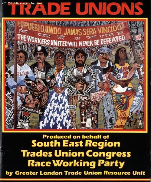 Black workers and trade unions - booklet, 1986