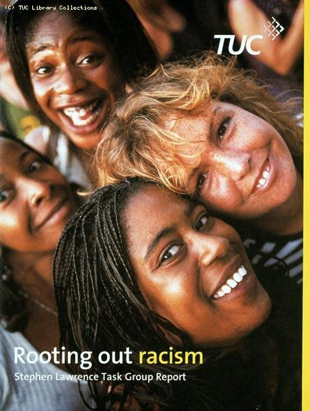 TUC booklet - Rooting out Racism