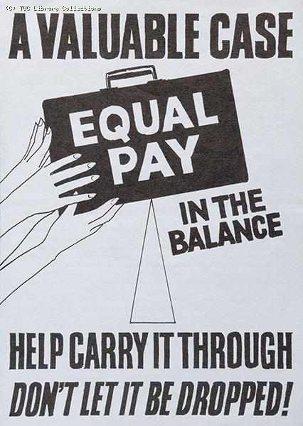 'A valuable case : equal pay in the balance', 1988