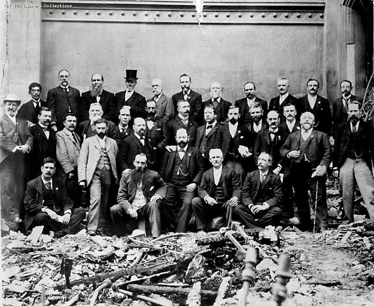 Trades Union Congress, Bristol  1898