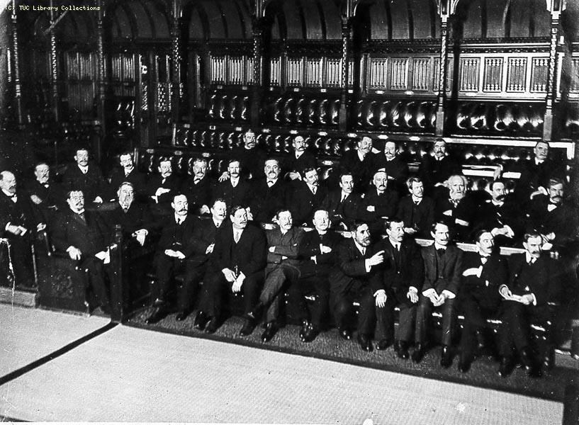 Labour Representation Committee in Parliament, 1910